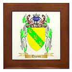 Typton Framed Tile