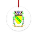 Typton Round Ornament
