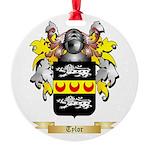 Tylor Round Ornament