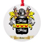 Tyler Round Ornament