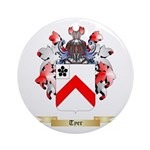 Tyer Round Ornament