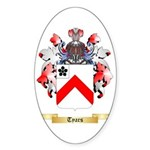 Tyars Sticker (Oval 50 pk)