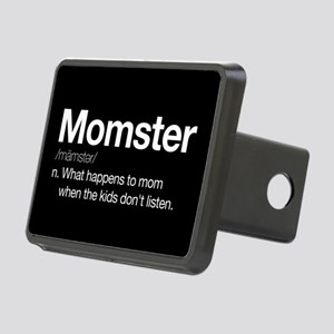 Momster Rectangular Hitch Cover