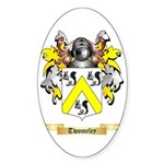 Twomeley Sticker (Oval)