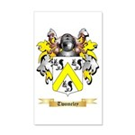 Twomeley 20x12 Wall Decal