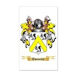Twomeley 35x21 Wall Decal