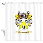 Twomeley Shower Curtain