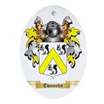 Twomeley Oval Ornament