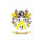 Twombley Sticker (Rectangle 10 pk)