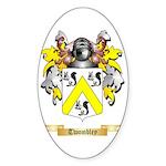 Twombley Sticker (Oval)