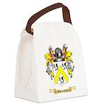 Twombley Canvas Lunch Bag