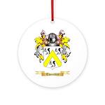 Twombley Round Ornament