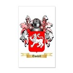 Twohill 20x12 Wall Decal