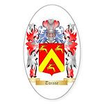 Twisse Sticker (Oval 10 pk)