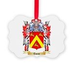 Twiss Picture Ornament