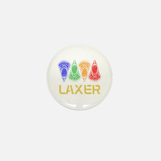 LAXER Mini Button