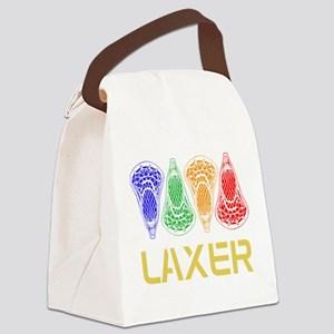 LAXER Canvas Lunch Bag