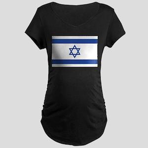 Israel Maternity T-Shirt