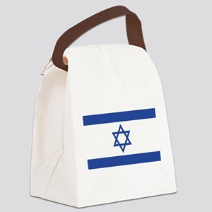 Israel Canvas Lunch Bag