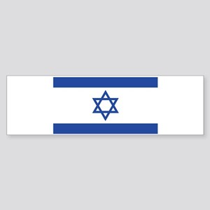 Israel Bumper Sticker