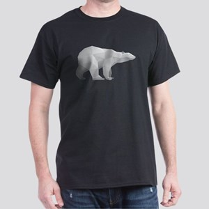 Polar bear paper art T-Shirt