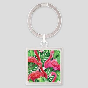 Flamingo Keychains