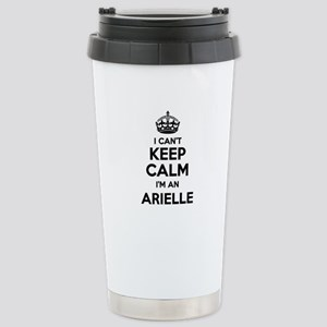 I can't keep calm Im AR Stainless Steel Travel Mug