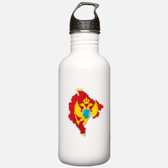 National territory and Water Bottle