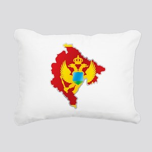 National territory and f Rectangular Canvas Pillow