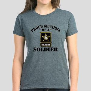 Proud U.S. Army Grandma T-Shirt