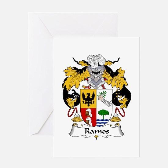 Ramos Greeting Card