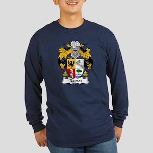 Ramos Long Sleeve Dark T-Shirt