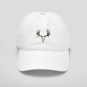 Buck deer skull Cap