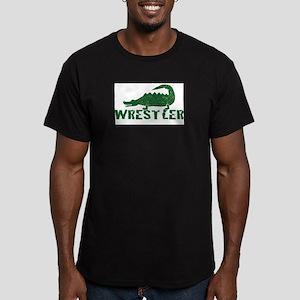 Alligator Wrestler Ash Grey T-Shirt