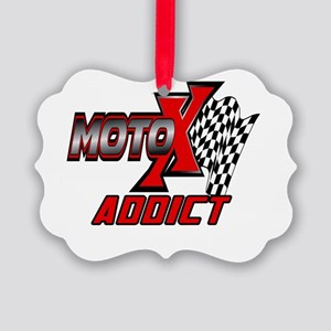 MOTOXAddict Ornament