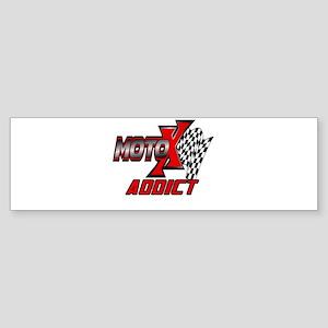 MOTOXAddict Bumper Sticker