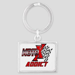MOTOXAddict Keychains