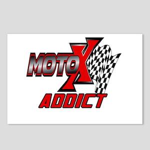 MOTOXAddict Postcards (Package of 8)