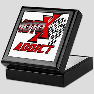 MOTOXAddict Keepsake Box