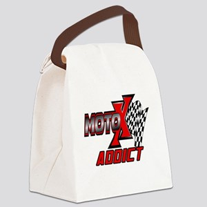 MOTOXAddict Canvas Lunch Bag
