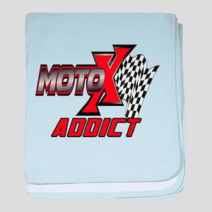 MOTOXAddict baby blanket