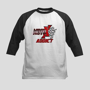 MOTOXAddict Baseball Jersey