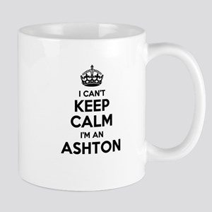 I can't keep calm Im ASHTON Mugs