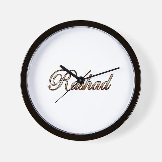 Cute Rashad Wall Clock