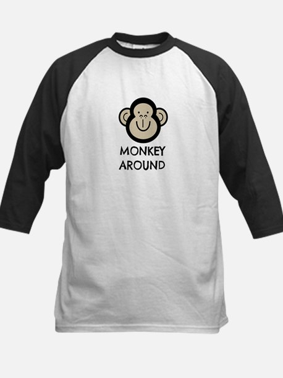 Monkey Around Baseball Jersey