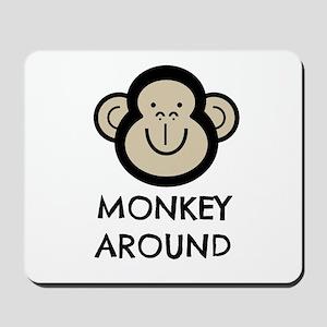 Monkey Around Mousepad