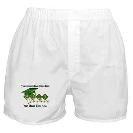 Graduation Boxer Briefs