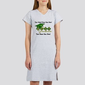 Graduate Green 2017 Women's Nightshirt