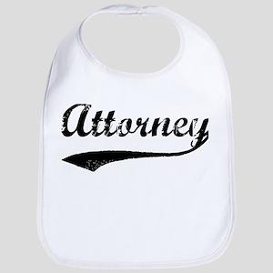 Attorney (vintage) Bib