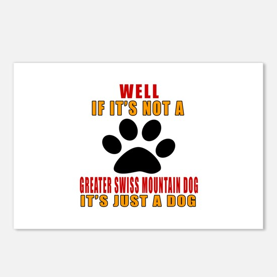 If It Is Not Greater Swis Postcards (Package of 8)